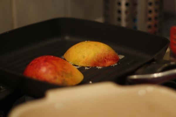 Mango cook