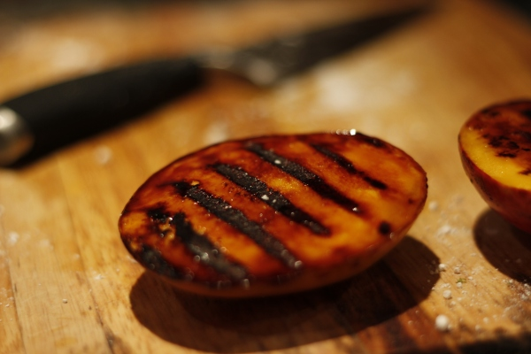Cooked mango