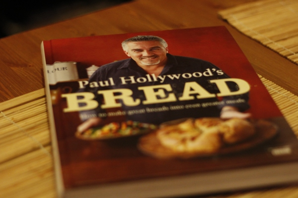 This book is packed with doughy pictures. And some bread.