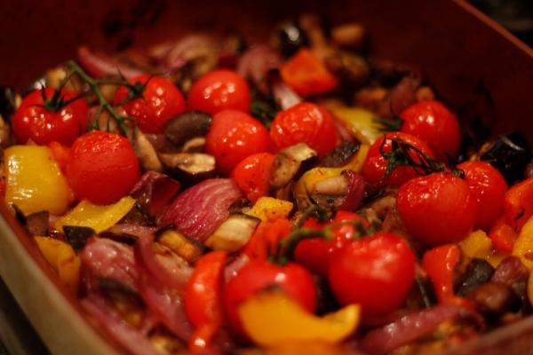 Sumac vegetables