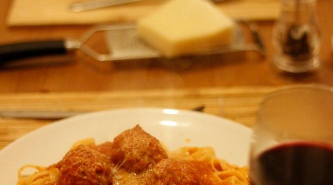 Comforting Italian Meatballs