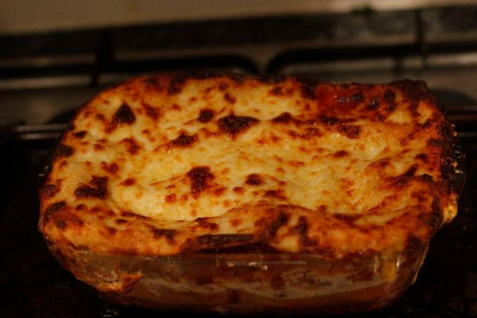 Rich and Creamy Lasagne