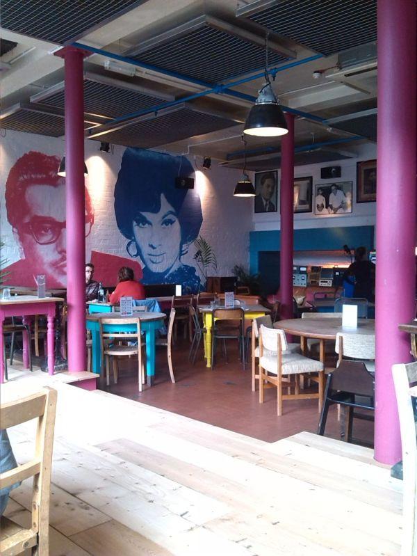 Thali Café Inside
