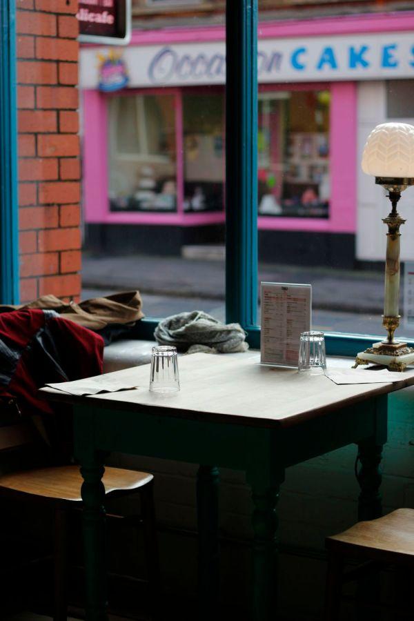Window Seat Thali Café
