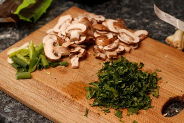 Duck Soup Ingredients