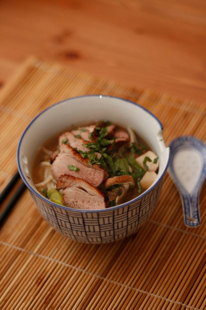 Ching-He Huang's Roast Duck Noodle Soup